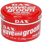 Dax - Hair styling - Wave and Groom Hair Dress