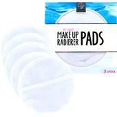 Der Original MakeUp Radierer - Pads - Pads 5-pack vit