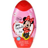 Disney - Mickey/Minnie - 2 in 1 Duschgel + Shampoo