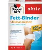 Doppelherz - Diet - Fettbindande Kitosan-kapslar