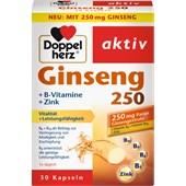 Doppelherz - Energy & Performance - Gingseng Capsules
