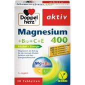 Doppelherz - Energy & Performance - Magnesium 400 + B12 + C + E