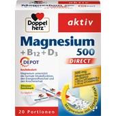 Doppelherz - Energy & Performance - Magnesium + B12 + D3