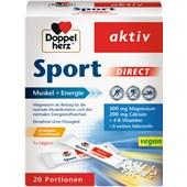 Doppelherz - Energy & Performance - Sport Vitamins + Minerals