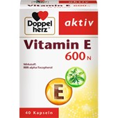 Doppelherz - Energy & Performance - Vitamin E 600 N