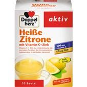 Doppelherz - Common cold - Varm citron