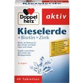 Doppelherz - Skin, Hair, Nails - Kisellera + Biotin + Zink tabletter