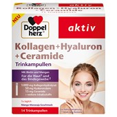 Doppelherz - Skin, Hair, Nails - Kollagen + Hyaluron + Ceramider