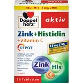 Doppelherz - Immune system & cell protection - Zink + Histidin + Vitamin C Tabletter