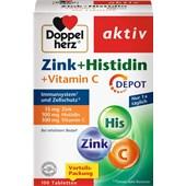 Doppelherz - Cardiovascular - Zink+Histidin tabletter aktiv