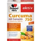 Doppelherz - Immune system & cell protection - Gurkmeja 750 Kapslar
