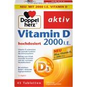 Doppelherz - Immune system & cell protection - Vitamin D Tablets