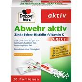 Doppelherz - Immune system & cell protection - Zink + Selen + Histidin + Vitamin C Immunskydd aktiv