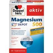 Doppelherz - Muscles, bones, movement - Magnesium 500 2-fas