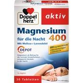 Doppelherz - Muscles, bones, movement - Magnesium Night Tablets