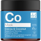 Dr Botanicals - Facial care - Cocoa & Coconut Superfood Reviving Hydrating Mask