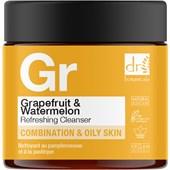 Dr Botanicals - Facial care - Grapefruit & Watermelon Refreshing Cleanser