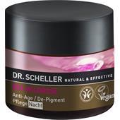 Dr. Scheller - Ekologisk vildros - Vårdande nattprodukt
