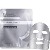 Dr. Susanne von Schmiedeberg - Masker - L-Carnosine Anti-A.G.E. Silver Foil Lifting Mask