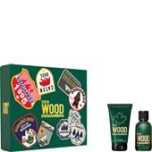 Dsquared2 - Green Wood - Presentset