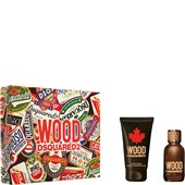 Dsquared2 - Wood Pour Homme - Gift set