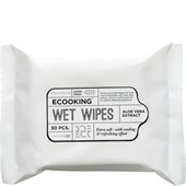 ECOOKING - Cleanser - Aloe Vera Extract Wet Wipes