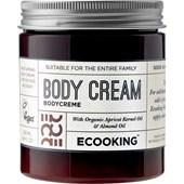 ECOOKING - Cream & Oil - Body Cream