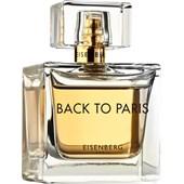 Eisenberg - L'Art du Parfum - Back To Paris Femme Back To Paris Femme
