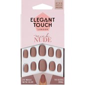 Elegant Touch - Artificial nails - Nails Nude Collection Mink