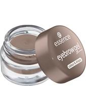 Essence - Ögonbryn - Eyebrow Gel Colour & Shape