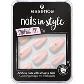 Essence - Lösnaglar - Nails in Style
