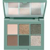 Essence - Ögonskugga - Dancing Green Eyeshadow Palette