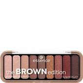 Essence - Ögonskugga - The Brown Edition Eyeshadow Palette
