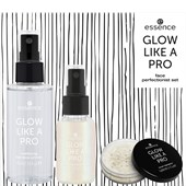 Essence - Make-up - Glow like a Pro - Holo Shine Face Perfectionist Set