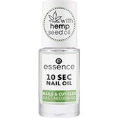 Essence - Nail Polish - 10 Sec Nail Oil Fast Absorbing