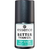 Essence - Nail Polish - Better Than Gel Top Sealer High Gloss