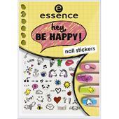 Essence - Nail Polish - Hey, Be Happy! Nail Stickers