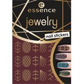 Essence - Nail Polish - Jewelry Nail Stickers