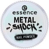 Essence - Nail Polish - Metal Shock Nail Powder