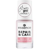 Essence - Nail Polish - Repair & Care Base Coat Regenerating