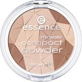 Essence - Puder & rouge - Mosaic Compact Powder