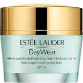 Estée Lauder - Ansiktsvård - DayWear Plus Multi Protection Anti-Oxidant Cream SPF 15 Dry Skin