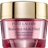 Estée Lauder - Ansiktsvård - Resilience Multi-Effect Oil-in-Cream Infusion