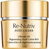 Estée Lauder - Re-Nutriv Vård - Ultimate Lift Regenerating Youth Creme Rich