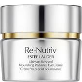 Estée Lauder - Re-Nutriv Vård - Ultimate Renewal Nourishing Radiance Eye Creme