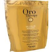 Fanola - Oro Puro Therapy - Oro Therapy De-Color Keratin Blonderingspulver