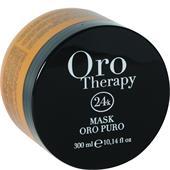 Fanola - Oro Puro Therapy - Oro Therapy Ansiktsmask