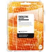 Farmskin - Masker - Superfood For Skin Energizing Sheet Mask Honey