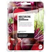Farmskin - Masker - Superfood For Skin Moisturizing Sheet Mask Beet