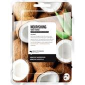 Farmskin - Masker - Superfood For Skin Nourishing Sheet Mask Coconut
